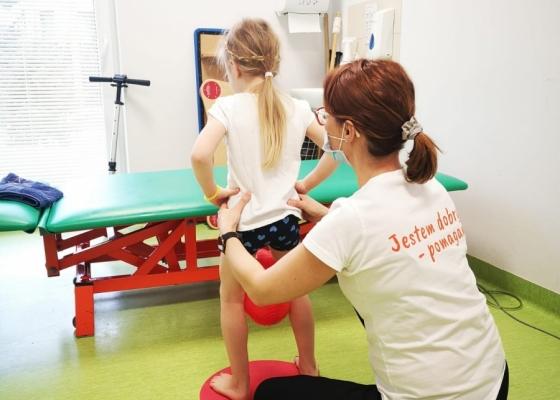Konsultacje rehabilitacyjne przedszkolaków