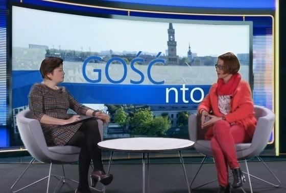 Wywiad z V-ce Prezes Stowarzyszenia  - Małgorzatą Bilińską