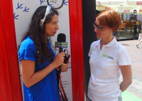 Wywiad w Radio Opole