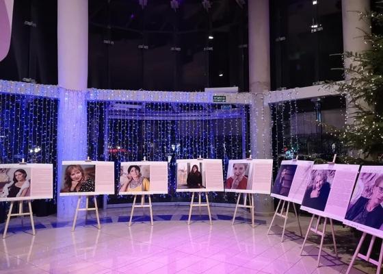"""Projekt """"Siła Kobiet"""" - wystawa zdjęć"""
