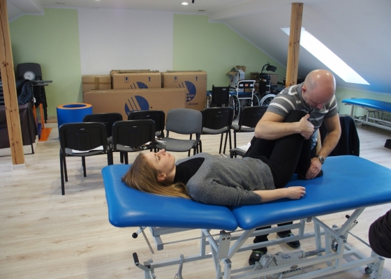Szkolenie dla opiekunów osób starszych, niesamodzielnych - transfery pacjenta