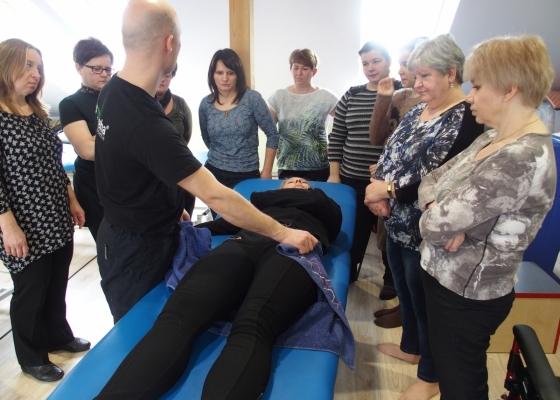 Szkolenie dla kadry - transfery pacjenta