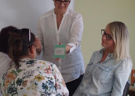 Szkolenie dla kadry - Alternatywne i wspomagające sposoby porozumiewania się
