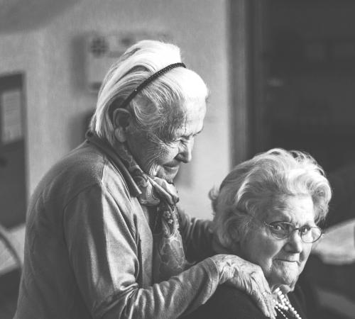 1. wsparcie dla osób starszych