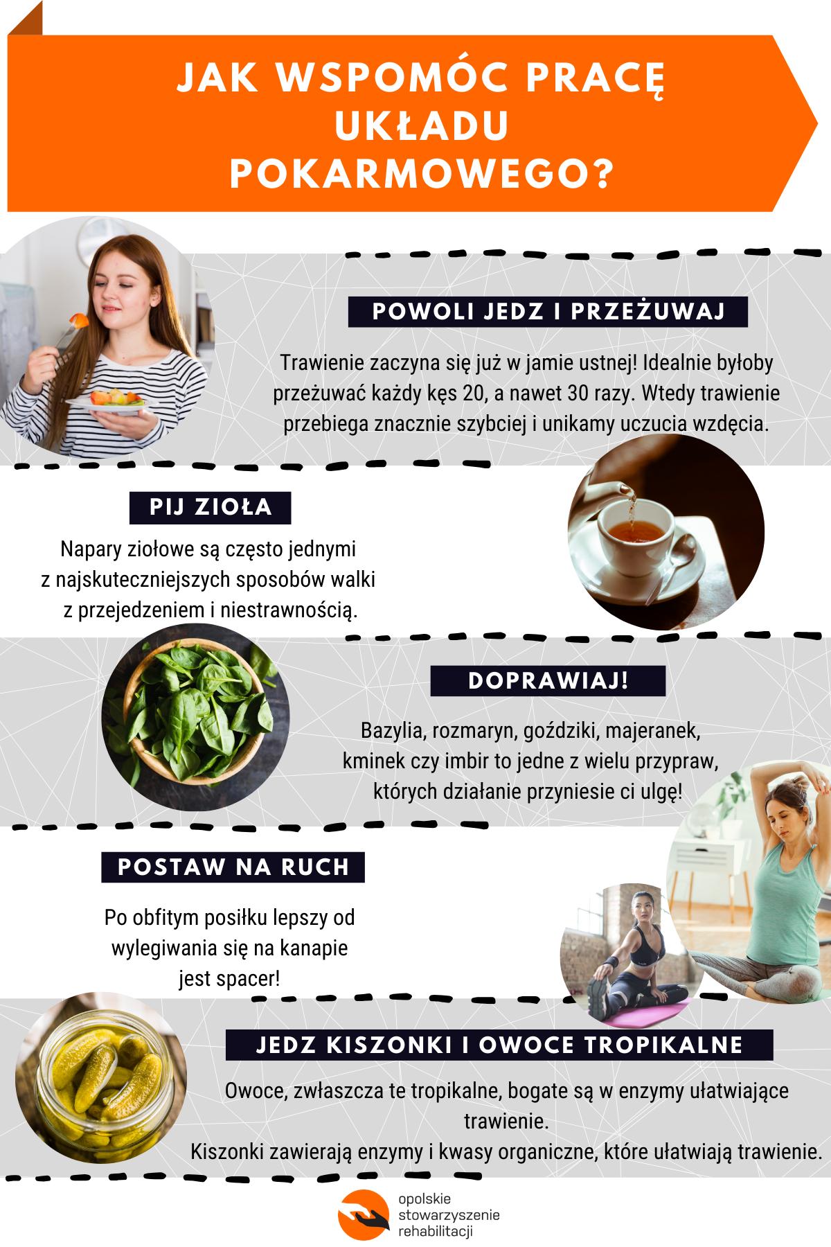 jak dbać o układ pokarmowy