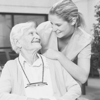 Opieka i rehabilitacja dla osób starszych