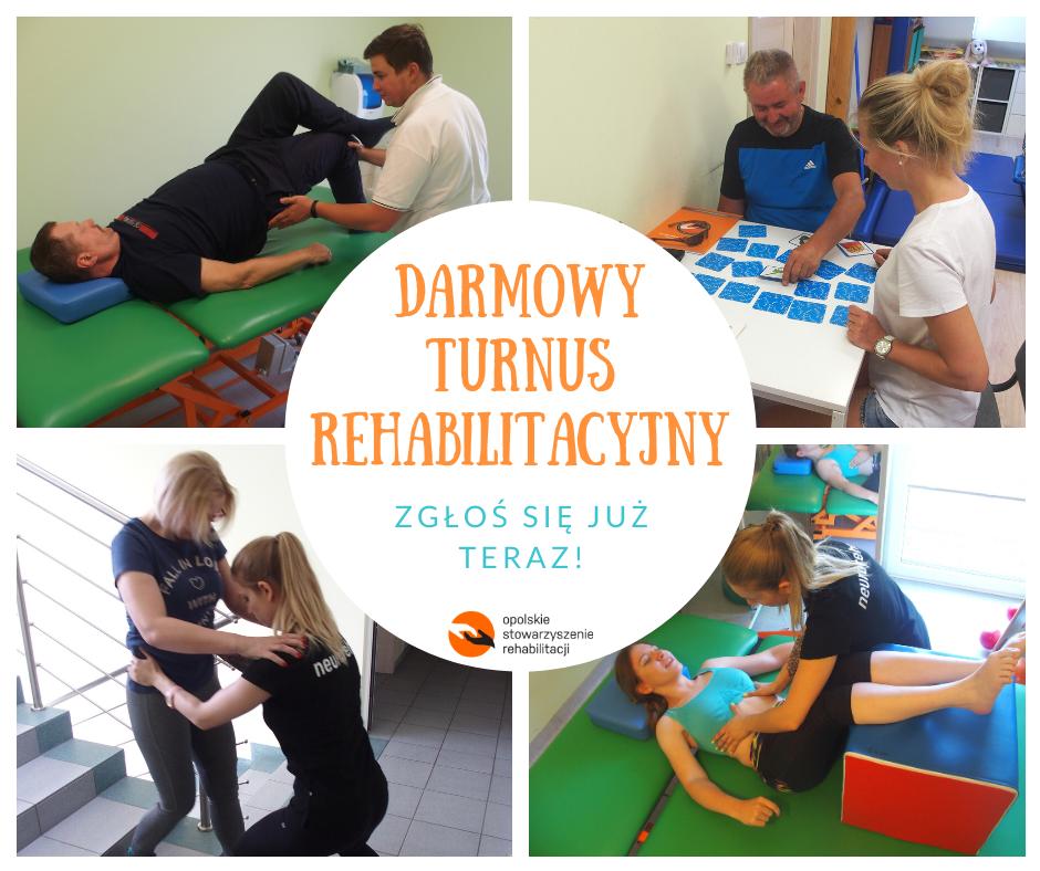 Rehabilitacja w Opolu