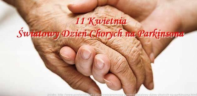 dzień chorych na Parkinsona