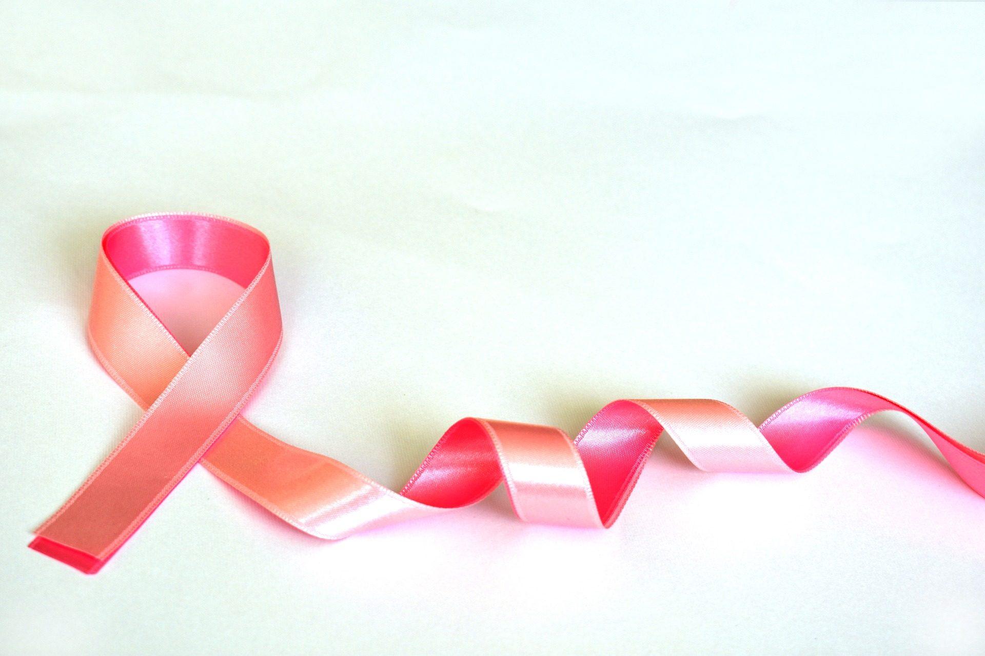 różowa wstążka rak