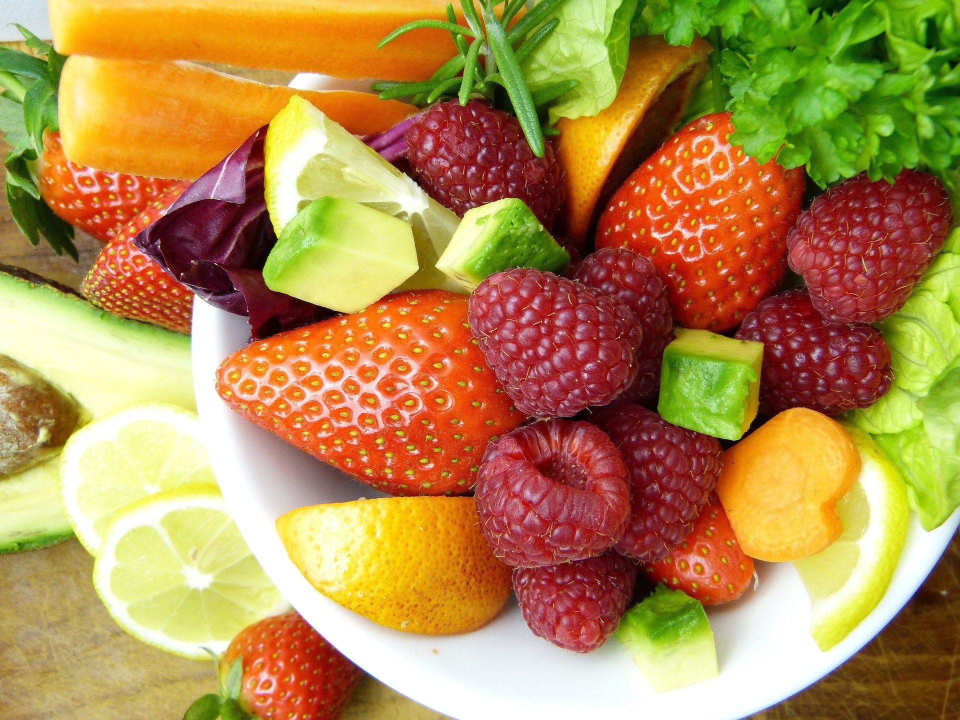 Zdrowa dieta, zdrowe odżywianie